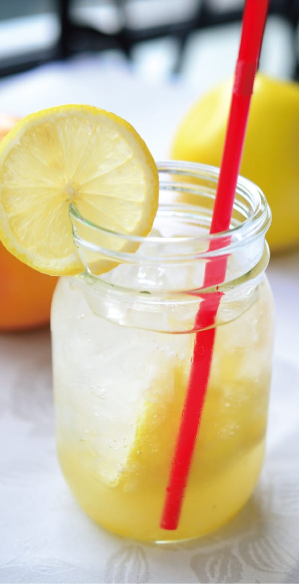Non Alcohol Lemonade